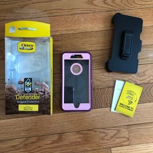 NWT Otterbox Defender for IPhone 7 Plus & 8 Plus